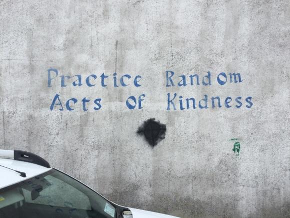 The right kind of graffiti